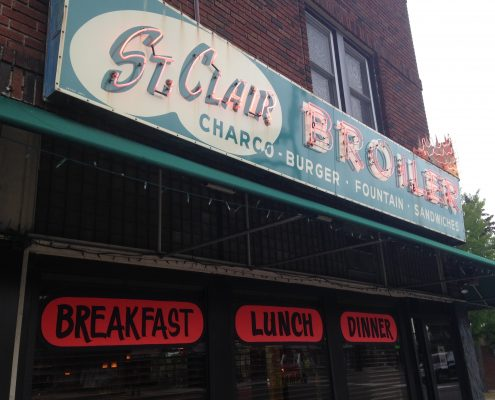 St. Clair Broiler by Macalester