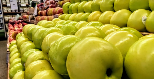 Apples at Whole Foods