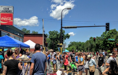 Open Streets Minneapolis - Lyndale